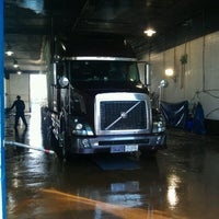 Photo taken at Blue Beacon Truck Wash by Shari S. on 9/10/2011