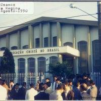 Photo taken at Congregação Cristã no Brasil - Osasco Centro by Tarcisio V. on 9/24/2011