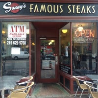 Photo taken at Sonny's Famous Steaks by Frank S. on 7/24/2012