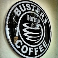 Photo taken at Busters Coffee by Giuseppe G. on 10/22/2011
