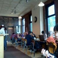 Photo taken at Communitea by Emiko N. on 10/2/2011