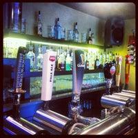 Photo taken at Pub St-Gab by Maxime E. on 3/23/2012
