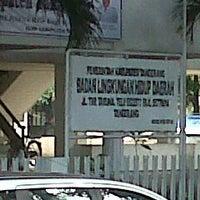 Photo taken at BLHD Tangerang by Asrul H. on 1/24/2012