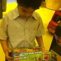 Photo taken at The LEGO Store by Ester R. on 7/7/2012