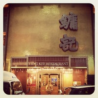 Photo taken at Yung Kee Restaurant by JC A. on 4/19/2012