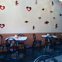 Photo taken at Ohio City Cafe by Jerry on 2/12/2012