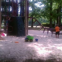 Photo taken at Cooper Creek Playground by David O. on 4/21/2012
