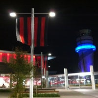 Photo taken at Christchurch International Airport (CHC) by Puangpana K. on 4/15/2012