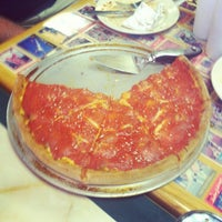 Photo taken at Chicago Style Pizza & Grill by Robert W. K. on 9/5/2012