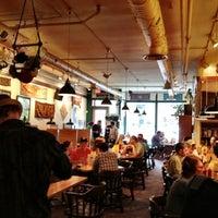Photo taken at Mountain Sun Pub & Brewery by Matt G. on 6/21/2012
