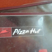 Photo taken at Pizza Hut by Felicidad N. on 5/17/2012