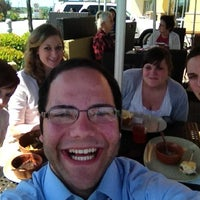 Photo taken at Panera Bread by Christopher P. on 4/8/2012