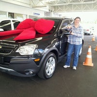 Photo taken at Chevrolet Metrosul by Eloina G. on 3/19/2012