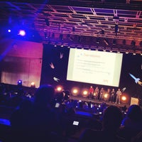 Photo taken at LIFT Conference 2012 by Bjoern O. on 2/22/2012