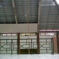 Photo taken at masjid BUYA HAMKA by Erlangga W. on 7/16/2012