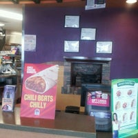 Photo taken at Taco Bell by Jacob D. on 3/24/2012