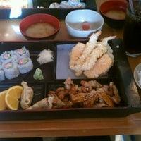Photo taken at Miyabi Japanese Restaurant by Michaelangelo V. on 4/1/2012