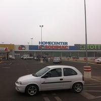 Photo taken at Homecenter Sodimac by Felipe G. on 4/1/2012