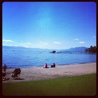 Снимок сделан в Commons Beach пользователем Chris J. 7/21/2012