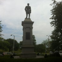 Photo taken at Col. William Watson Monument by Steven M. on 7/9/2012