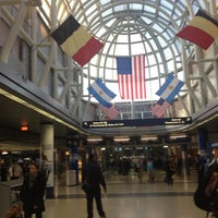 Photo taken at Terminal 3 by Jessica on 3/14/2012