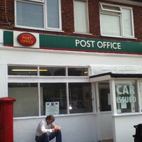 Photo taken at Woodingdean Post Office by Nathan U. on 5/24/2012