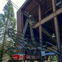 Photo taken at Grouse Gondola by Shawn M. on 8/26/2012