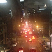 Photo taken at Hunter College 3rd Floor Bridge by Nathan S. on 3/2/2012