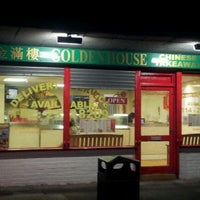 Photo taken at Golden House - Chinese Takeaway. by Mike G. on 2/25/2012