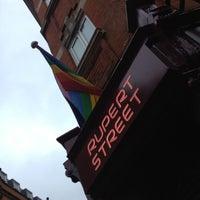 Photo taken at Rupert Street Bar by Nathan P. on 2/18/2012
