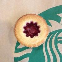 Photo taken at Starbucks by Priscella K. on 4/11/2012