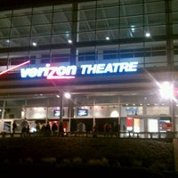 Photo taken at Verizon Theatre at Grand Prairie by Victor M. on 2/23/2012