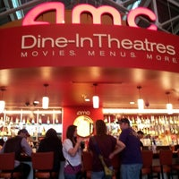 Photo taken at AMC Disney Springs 24 with Dine-in Theatres by Alex P. on 7/10/2012