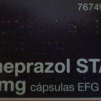Photo taken at Farmacia Trébol España by Raul B. on 5/25/2012