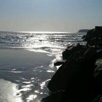 Photo taken at La playa De Coronado by Jenn F. on 3/3/2012