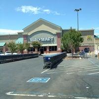 Photo taken at Walmart Supercenter by Linda B. on 7/19/2012