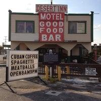 Photo taken at Desert Inn Bar & Restaurant by Tom A. on 9/3/2012