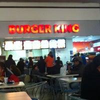 Photo taken at Burger King by Rodrigo D. on 5/18/2012