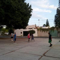Photo taken at Cancha Del Reforma by Jujo M. on 3/11/2012