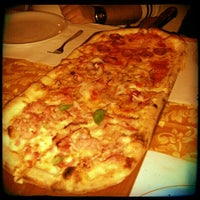 Photo taken at Pizzeria Grotta Azzurra 1 by Ward S. on 5/20/2012
