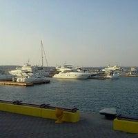 Снимок сделан в Di Mare пользователем Александр Л. 5/14/2012