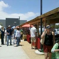 Photo taken at SoCo Farmers Market by Carolyn B. on 6/9/2012