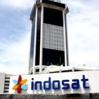 Photo taken at Kantor Pusat PT. Indosat Tbk. by Aries W. on 7/26/2012
