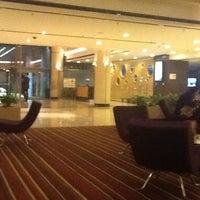 Photo taken at Novotel Atlantis Shanghai | 海神诺富特大酒店 by Vladislav G. on 3/8/2012