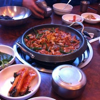 Photo taken at 손맛골 by 김권옥 on 2/19/2012