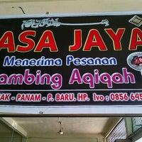 Photo taken at RM ASA Jaya by Apis I. on 4/6/2012