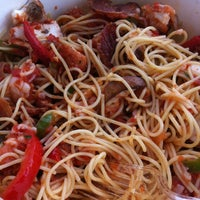 Photo taken at Piada Italian Street Food by Vince M. on 6/9/2012