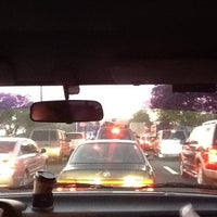 Photo taken at SLEX-STARTOLL diversion by Bethany P. on 4/4/2012