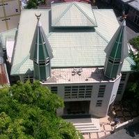 Photo taken at Masjidul Ibrahim by Ibrahim S. on 6/15/2012
