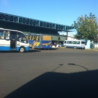 Photo taken at Terminal de Buses Curicó by Kayotex on 6/5/2012